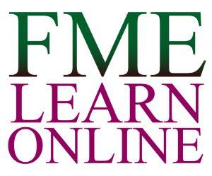 FME Learn Online logo